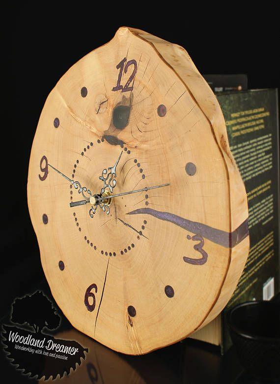 die besten 25 wall clock design ideen auf pinterest. Black Bedroom Furniture Sets. Home Design Ideas