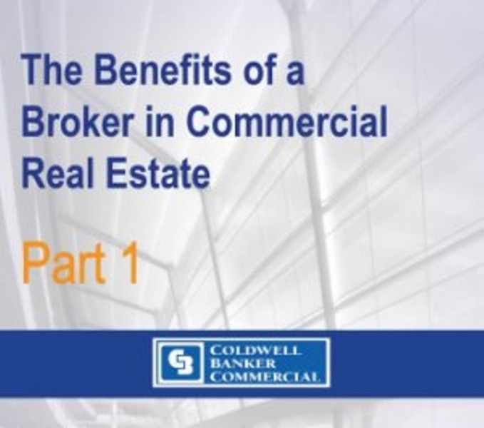 The Benefits of a Broker In Commercial Real Estate (Part 1 of 2) - https://www.creconsult.net/?p=17778