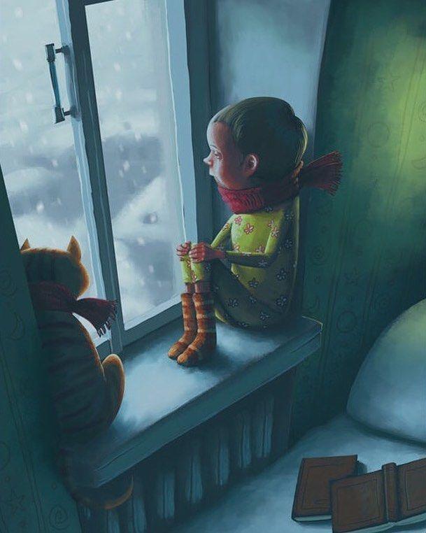 быть открытка детки не болейте интерьере