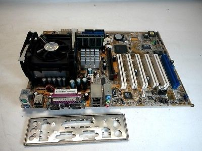 ASUS P4PE P4PE/LAN-UAY Motherboard Intel Pentium 4 1.50Ghz 1GB RAM