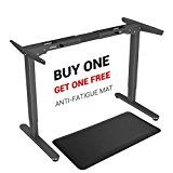 FlexiSpot E2 Height Adjustable Electric Standing Desk Frame Only , Solid Steel Stand Up Desk with Automatic... General Description: FlexiSpot electric height adjustable desk frame: great looks meet https://thehomeofficesupplies.com/flexispot-e2-height-adjustable-electric-standing-desk-frame-only-solid-steel-stand-up-desk-with-automatic-memory-smart-keypad-silver/