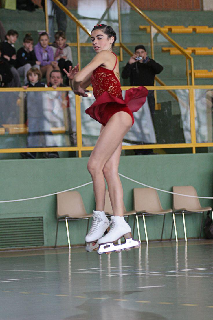 Roller skates dance - Artistic Inline Skating