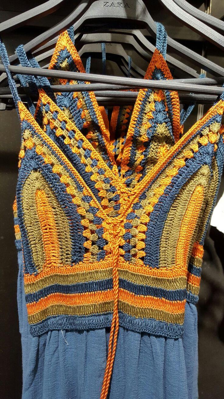 Zara crochet