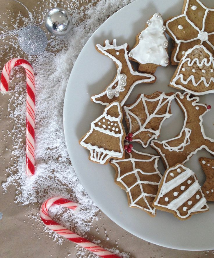 Stuck on how to decorate your gingerbread? Have a look on wilkins & warn for some inspiration!