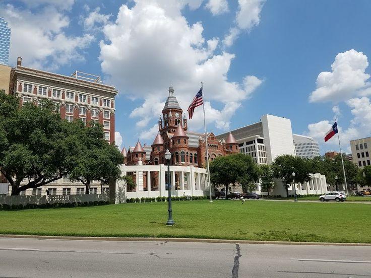The Sixth Floor Museum/Texas School Book Depository - Dallas, Texas on RueBaRue