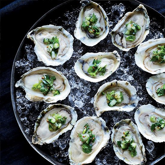 Romantic Things To Do On New Years Eve: 11 Luxe Seafood Dishes For New Year's Eve
