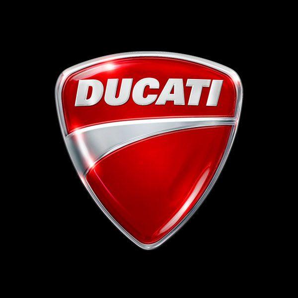 Ducati Logo Ducati Corse Logo On Behance Branding Pinterest