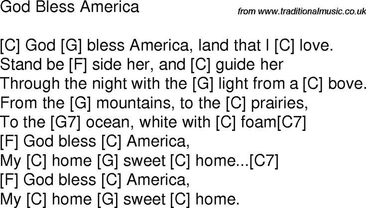 America (Tabs) - AZ Chords