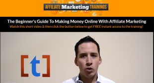 FREE Training: The Beginner's Guide To Affiliate Marketing
