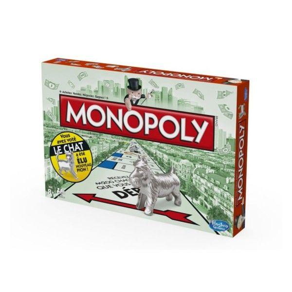 Monopoly standard en Euro - Hasbro-00009