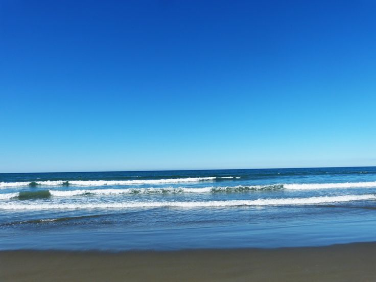 Waikuku Beach, North Canterbury, New Zealand