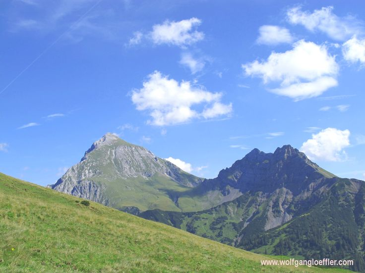 Gamsjoch, Karwendel