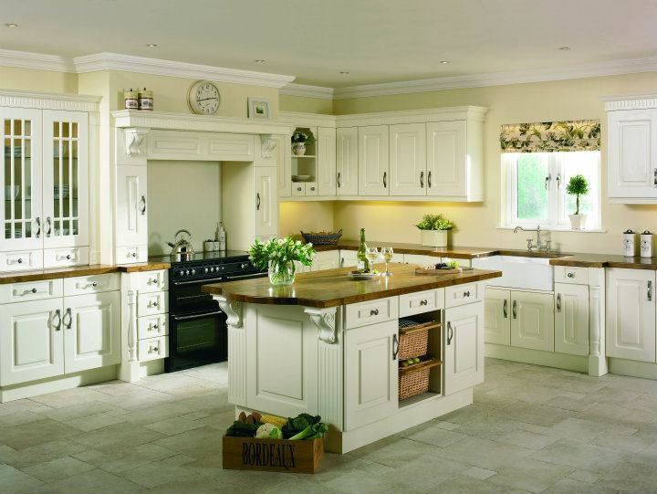 Merveilleux #ivory #pvc #kitchen #design #decor #style #furniture