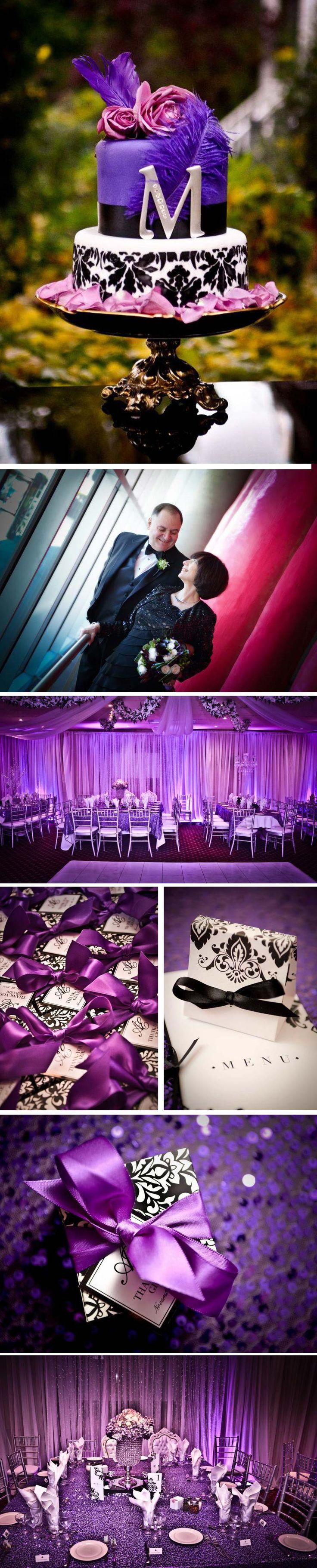 81 Best Damask Wedding Decorations Images On Pinterest Cake