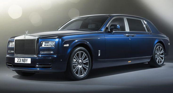 2nd-Gen Rolls-Royce Phantom With Alluminum Platform Said To Launch In 2016
