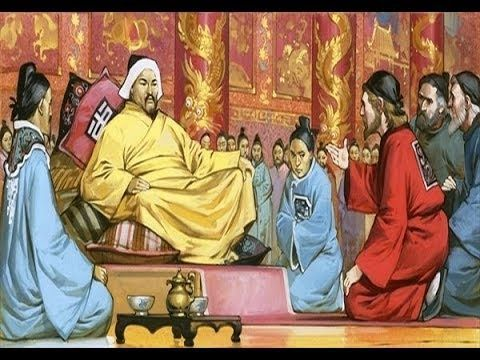 "The Mongol Empire ""Kublai Khan"" History Channel  ---  The Untold Adventures of Marco Polo -> http://www.gofundme.com/kxihew WRITTEN BY EXPLORER, FRANCIS ODONNELL, HE LEAD THE ONLY MODERN EXPEDITION TO RETRACE MARCO POLO'S ENTIRE ROUTE. SEE THE PBS MOVIE HERE -> http://www.wliw.org/marcopolo/"