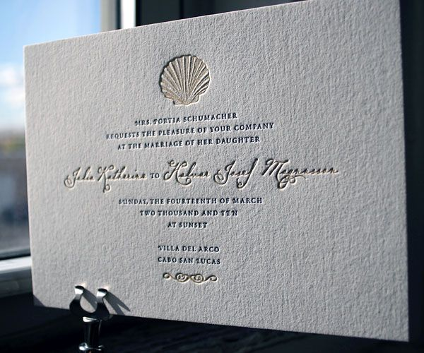 58 best Beach and Destination Wedding Invitations images on ...