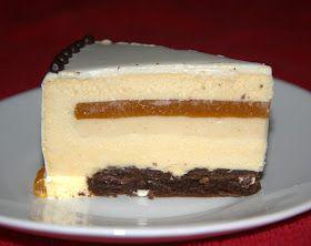 """Через тернии к тортам: Торт """"Черный шоколад-облепиха"""""""