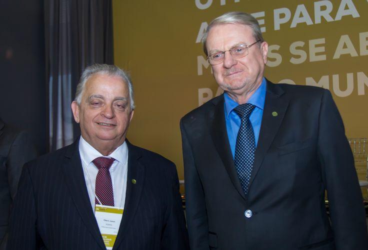 Olavo Machado Jr e Márcio Lacerda