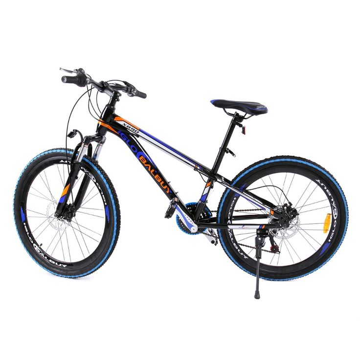199.99$  Buy here - (Ship from Germany) Blue Adult 26 inch Disc Brake Mountain Bike Bicycle Equipped with LED Battery Light  #magazineonline