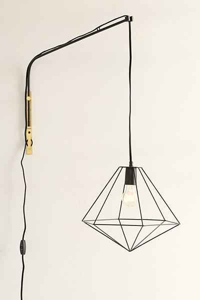 4040 Locust Adjustable Arm Wall Accessory - Urban Outfitters