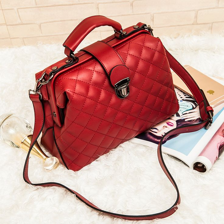 women messenger bags doctor bag Women luxury handbag crossbody bags for women shoulder bag ladies hand bags purse high quality