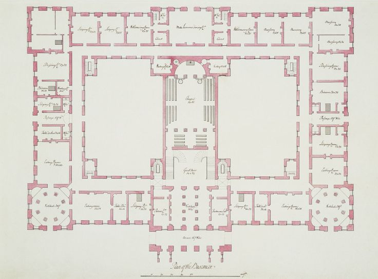 13 Best Palace Floorplans Images On Pinterest