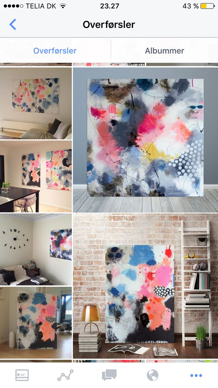 Love what i do- paintings by Vibeke Lerfeldt Bjerker #lerfeldtbjerker #bjerker