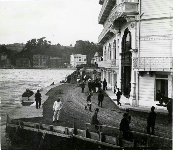 Tokatliyan Otel -Tarabya 1903 ( IFEA)