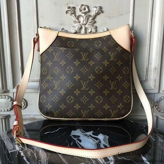 34d9649c293b Louis Vuitton M56390 Odeon PM Crossbody Bag Monogram Canvas   Louisvuittonhandbags