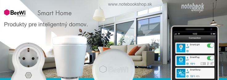 BeeWi Smart Home system Vám umožní nastaviť domácu atmosféru pomocou inteligentných žiaroviek, ušetrí Vám za elektrickú energiu vďaka inteligentnému zapínaniu spotrebičov alebo Vám pomôže nájsť veci, ako sú kľúče peňaženka a pod. Systém BeeWi Smart Home podporuje mobilné platformy iOS, Android a Windows Phone. Ak používate Smart Gateway, k príslušenstvu môžete pristupovať aj na diaľku cez web. HUB - Internet Gateway však nie je nutný na používanie. Všetky produkty môžete ovládať aj lokálne…