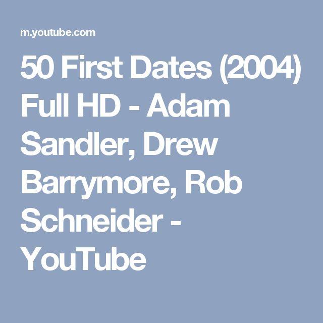 50 First Dates (2004) Full HD -  Adam Sandler, Drew Barrymore, Rob Schneider - YouTube