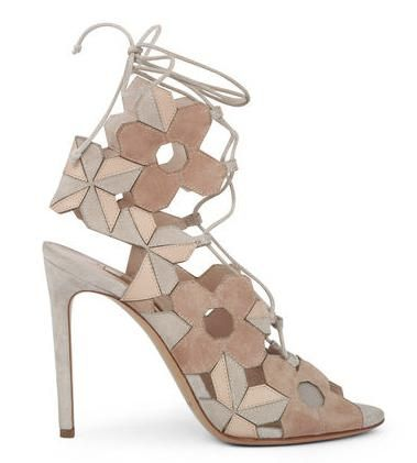 These '70s' Casadei high heels are amazing!
