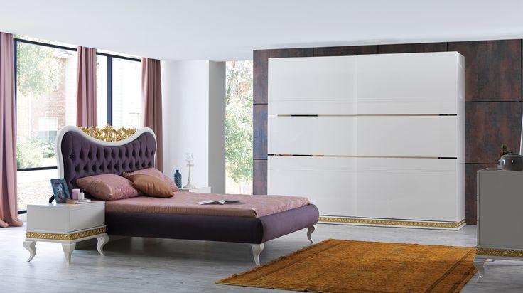 Passion Yatak Odası   Decorall Mobilya Silivri İstanbul