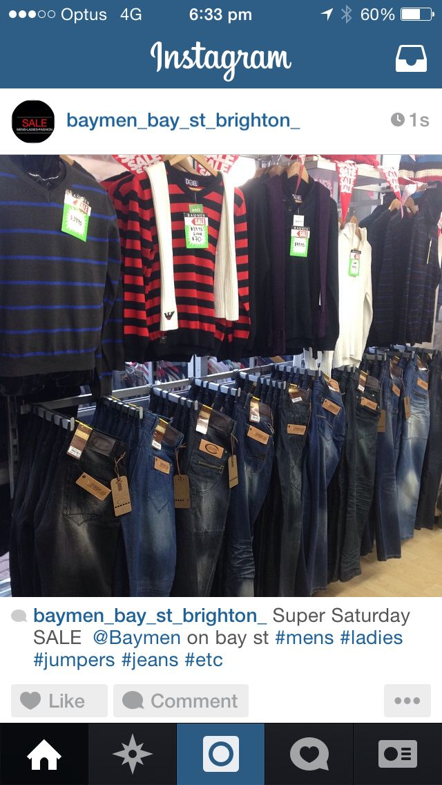 Best jeans in town @ Baymen