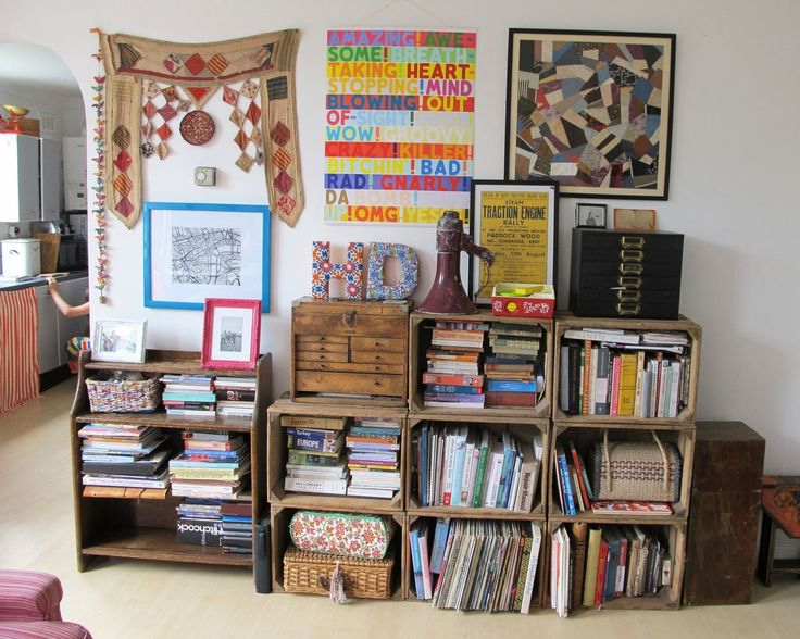 134 best images about Shelving & bookcase on Pinterest | House ...