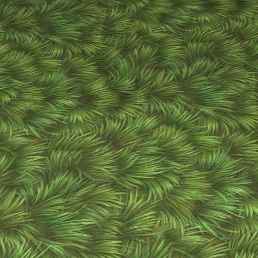 Long grass | Hand Painted Textures
