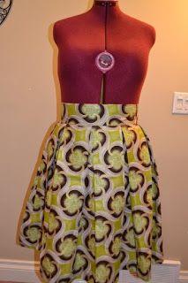 SewFit: Ankara for skirts and more!