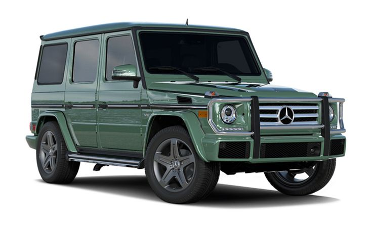 Mercedes-Benz G-class Reviews - Mercedes-Benz G-class Price, Photos, and Specs - Car and Driver