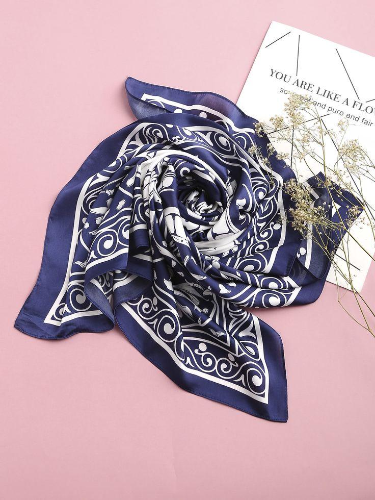 Shop Skeleton Print Satin Bandana online. SheIn offers Skeleton Print Satin Bandana & more to fit your fashionable needs.