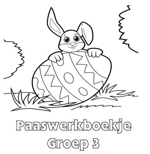 Paaswerkboekje Groep 3