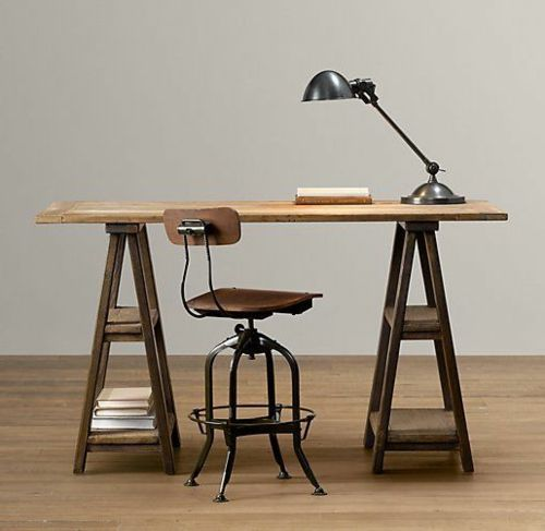 Schreibtisch selber bauen - 22 vielfältige Einrichtungsideen fürs Büro