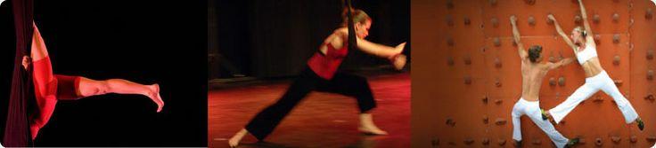 Info on Aerial Dance Festival 2012