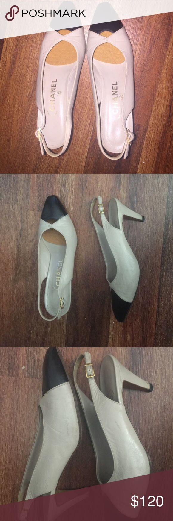 Chanel price firm Size 7 CHANEL Shoes