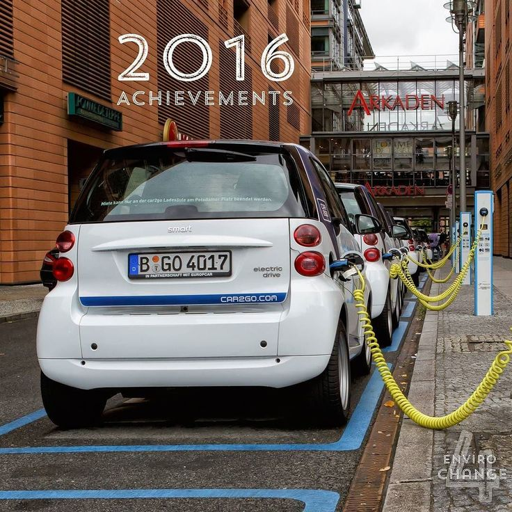 {Germany voted to replace all gas guzzlers with zero