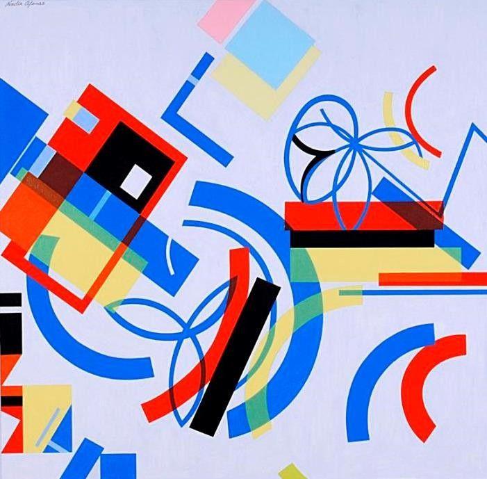 Formas pré-geométricas -   © Nadir Afonso