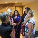 TORONTO: Mrs Reeti Mishra, wife of Indian Consul General Akhilesh Mishra and president of the Consular Spouses Association of Toronto (CSAT), hosted Mississauga Mayor Bonnie Crombie for an interaction with ladies of the various consulates and community leaders on September 29.