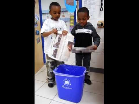 Reduce, Reuse, Recycle!  Resources, activities, and printables for teaching in K
