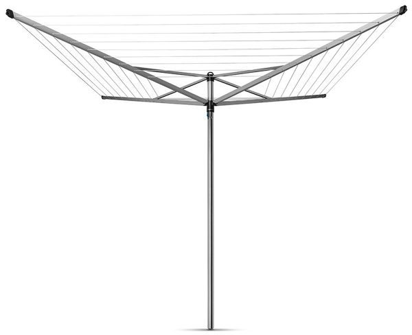 Brabantia Rotary Airer Top Spinner Washing Line 50m