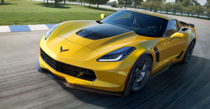 The 2015 Chevreolet Corvette Z06 will be at the Goodwood Festival of Speed